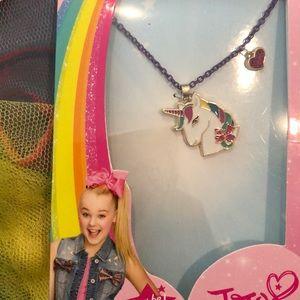 Jojo siwa necklace